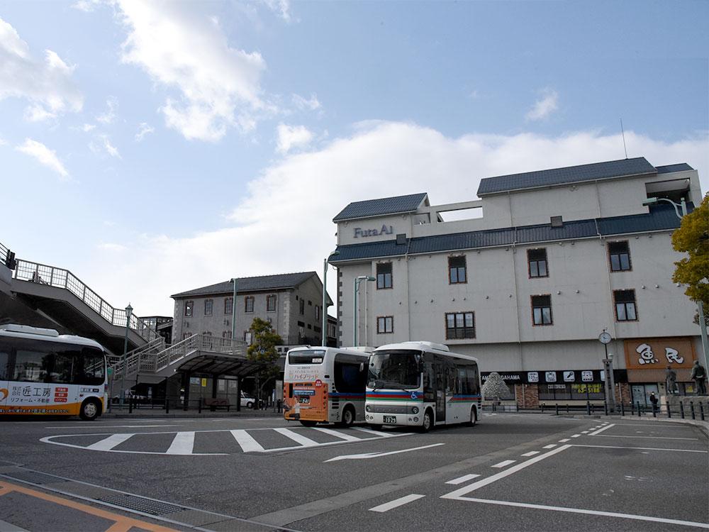JR北陸本線「長浜駅」